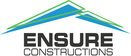 Ensure Constructions and Restorations | Insurance Claim Builder and Repairer Retina Logo